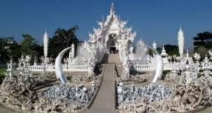 Таиланд — Белый храм Wat Rong Khun